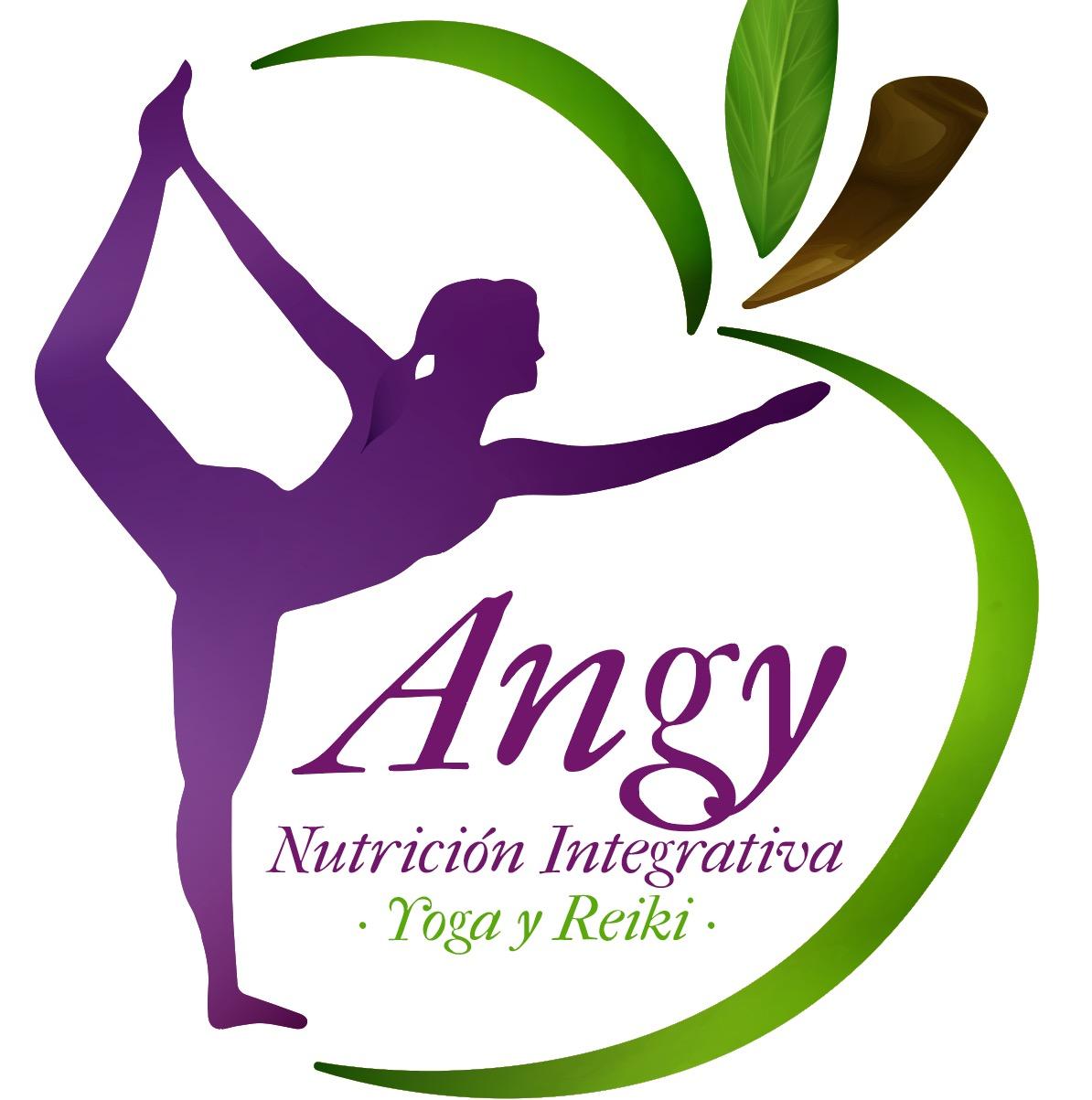 Logo AngyNutrición
